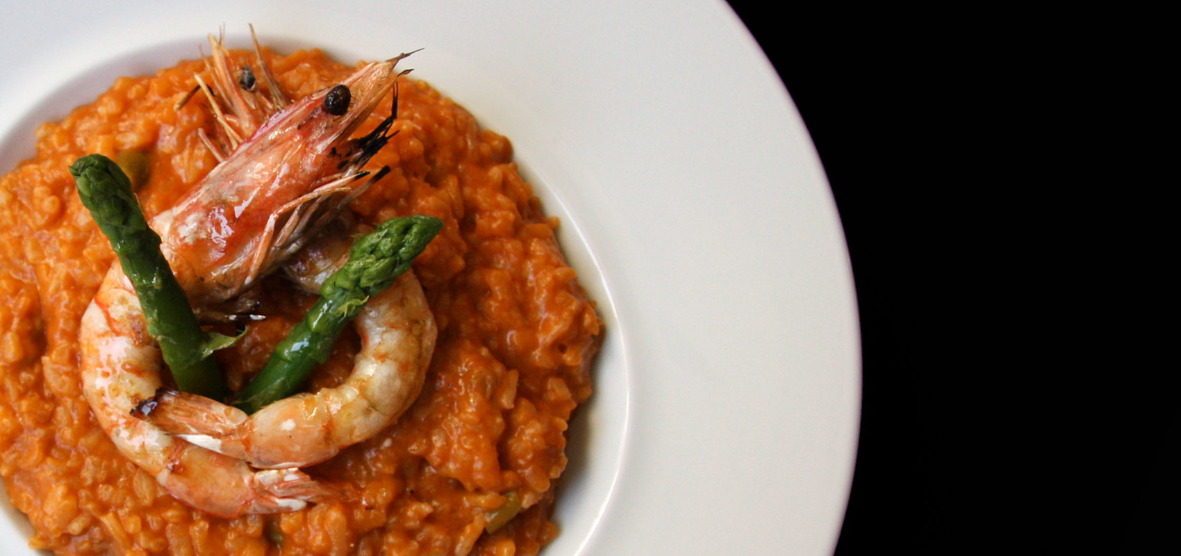 risotto de gambas tabik website